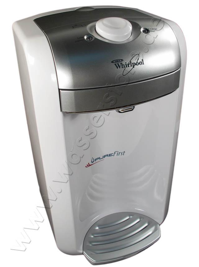 whirlpool purefirst wasserspender puf 100 auftischger t whirlpool wasserfilter filterdeal. Black Bedroom Furniture Sets. Home Design Ideas