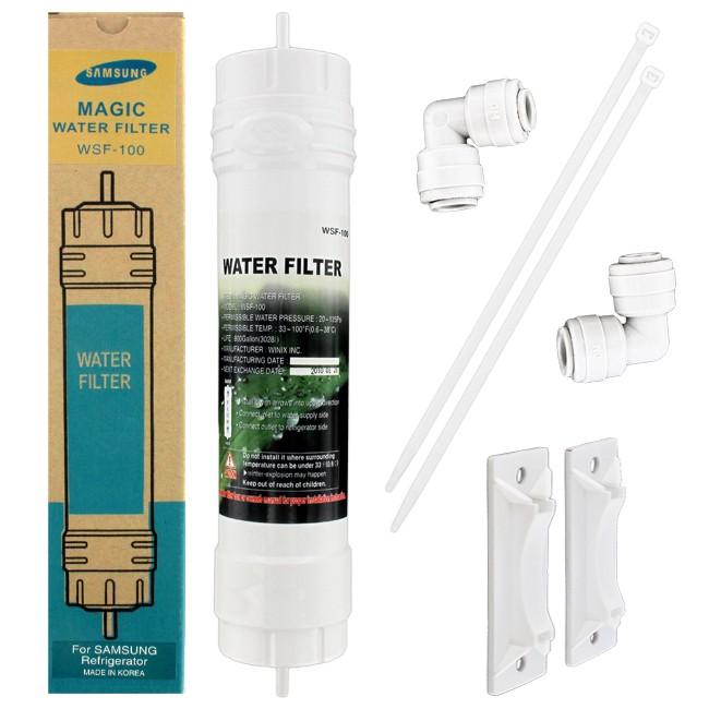 original samsung magic water filter wsf 100 da29 10105c h k hlschrankfilter sbs. Black Bedroom Furniture Sets. Home Design Ideas
